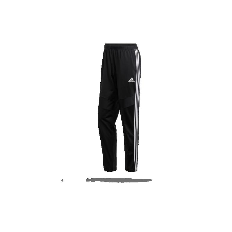 adidas Tiro 19 Polyesterhose lang (D95924) - Schwarz