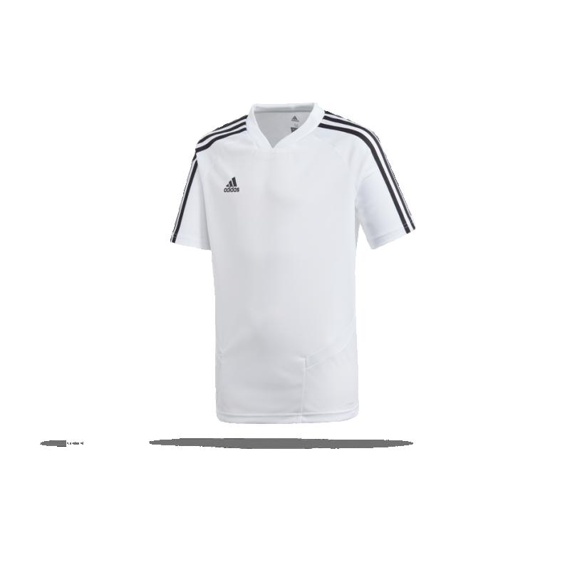 adidas Tiro 19 T Shirt Weiß | adidas Austria