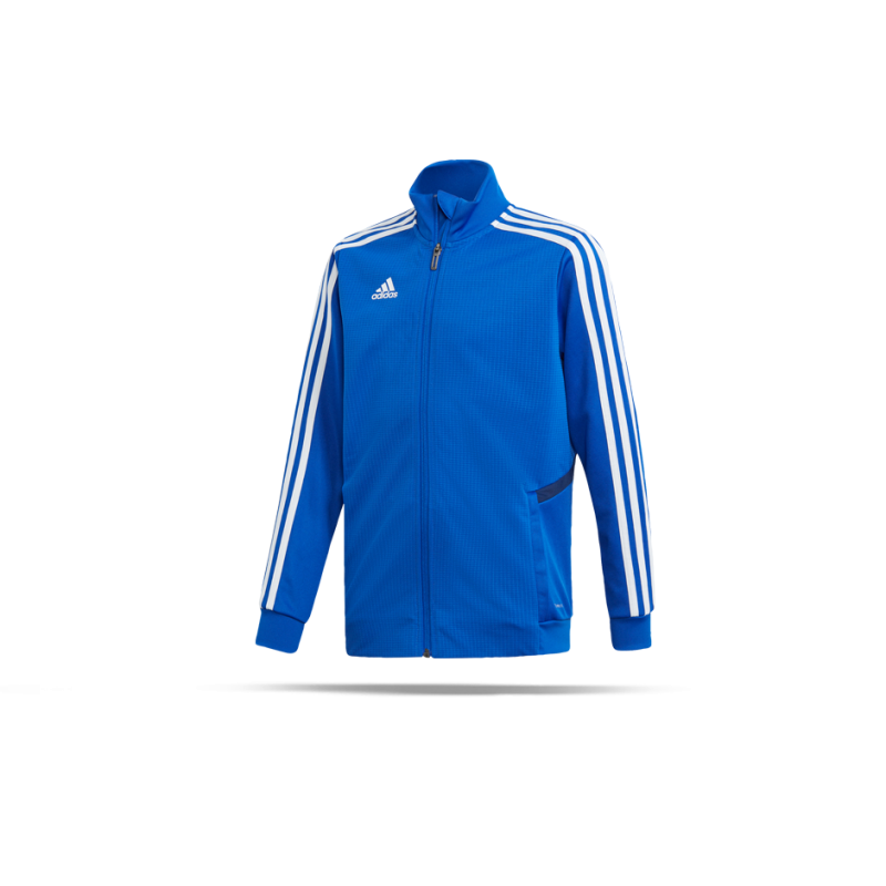 Adidas Trainingsjacke Tiro 19 Blau | BILD Shop