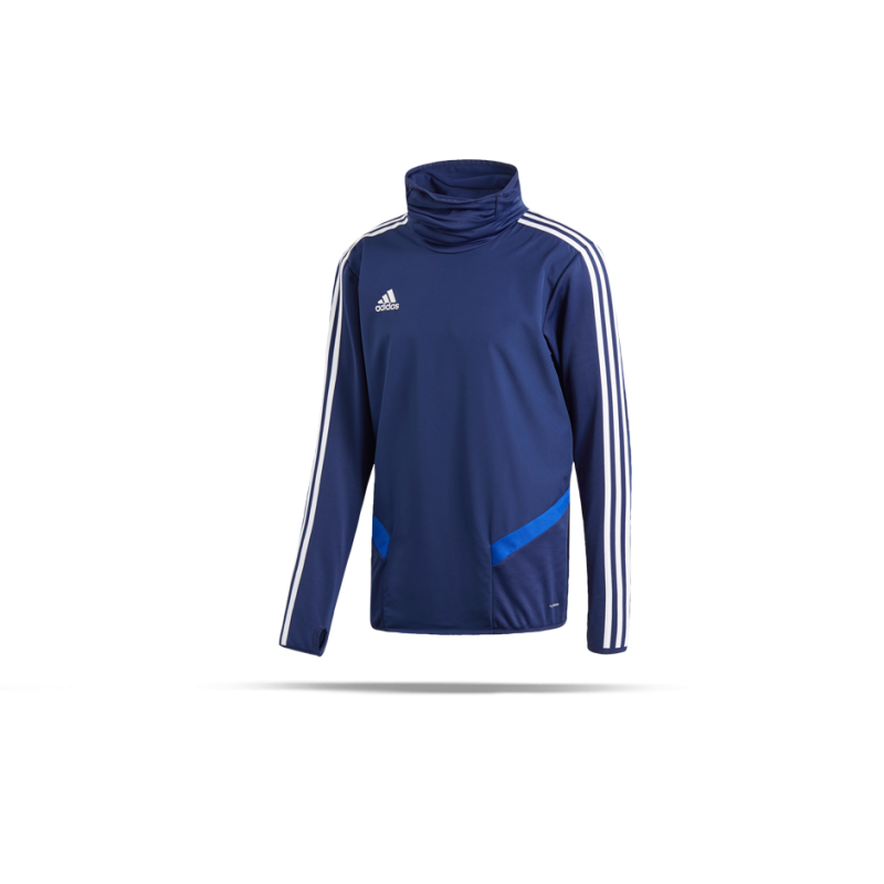 adidas Tiro 19 Warm Top Sweatshirt (DT5791) - Blau