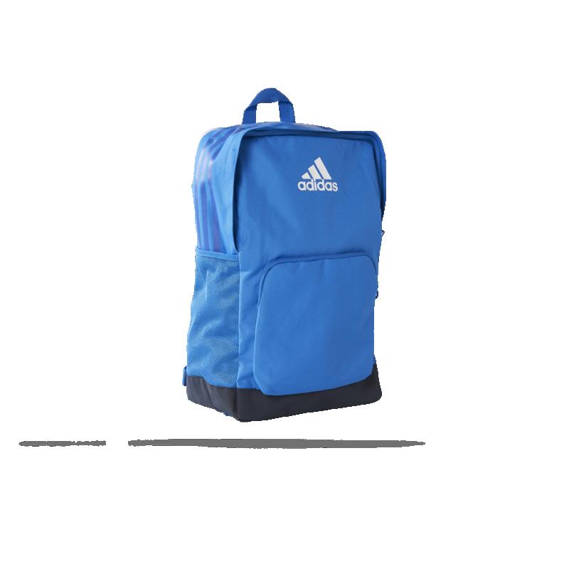 13a0ab67b8737 adidas Tiro Backpack Rucksack (B46130) in Blau