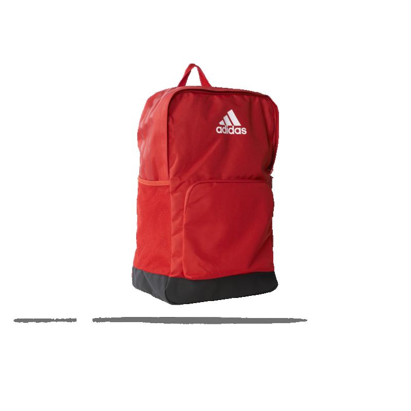 d758f17b11902 adidas Tiro Backpack Rucksack (BS4761) in Rot