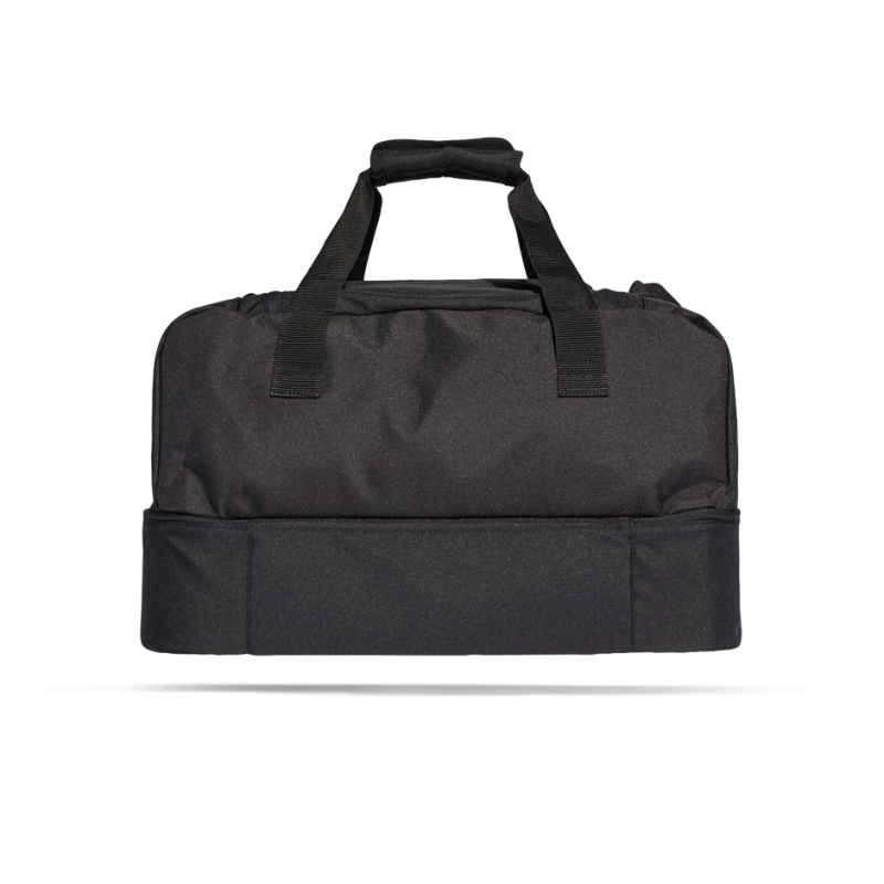 58e7da6bfb992 ... adidas Tiro Duffel Bag Tasche mit Bodenfach Gr. S (DQ1078) - Schwarz ...