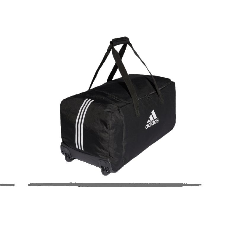 adidas tiro duffel bag tasche mit rollen gr xl ds8875 in. Black Bedroom Furniture Sets. Home Design Ideas