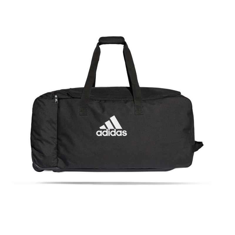 adidas Tiro Duffel Bag Tasche mit Rollen Gr. XL (DS8875) - Schwarz