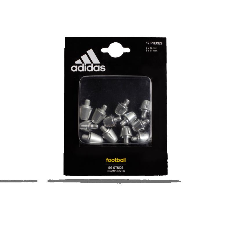 adidas TRX 2.0 SG Studs Stollen 8/11mm 4/14mm (AP1092) - Grau