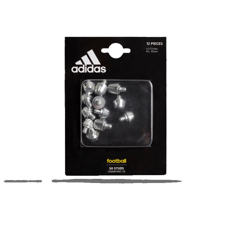 adidas TRX 2.0 SG Studs Stollen 8/8mm 4/11mm (AP1093) - Grau