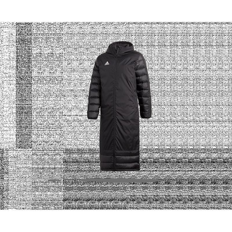 adidas Winter Coat 18 Mantel (BQ6590) - Schwarz