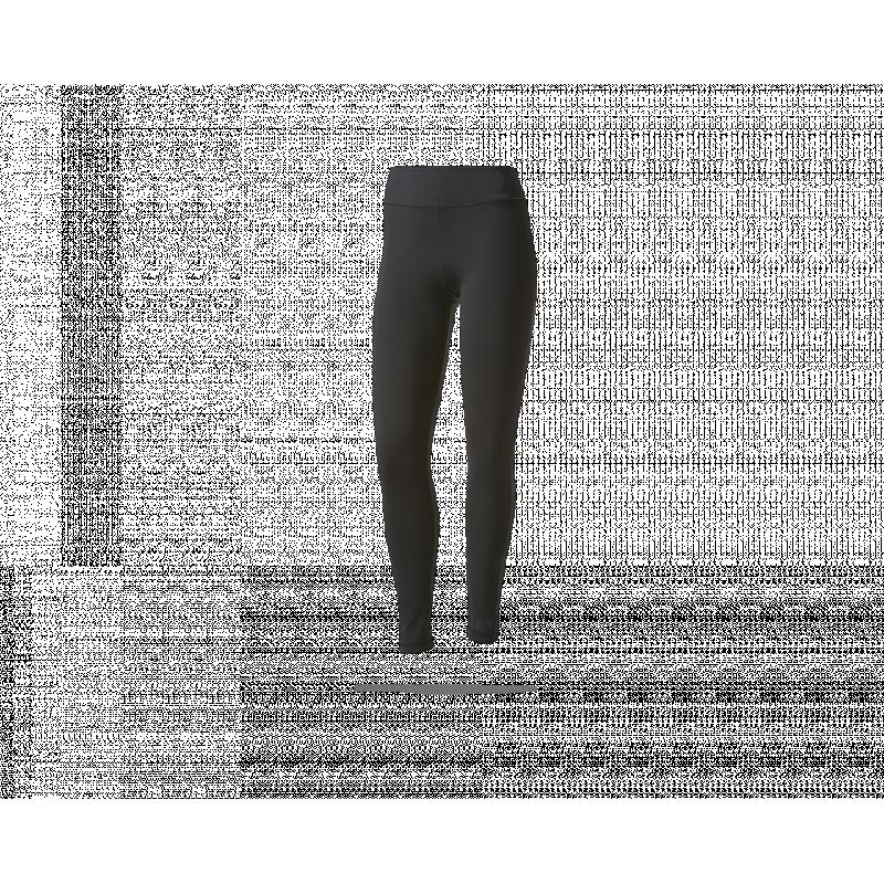 adidas wo long tight hose lang damen ai7286 in schwarz. Black Bedroom Furniture Sets. Home Design Ideas