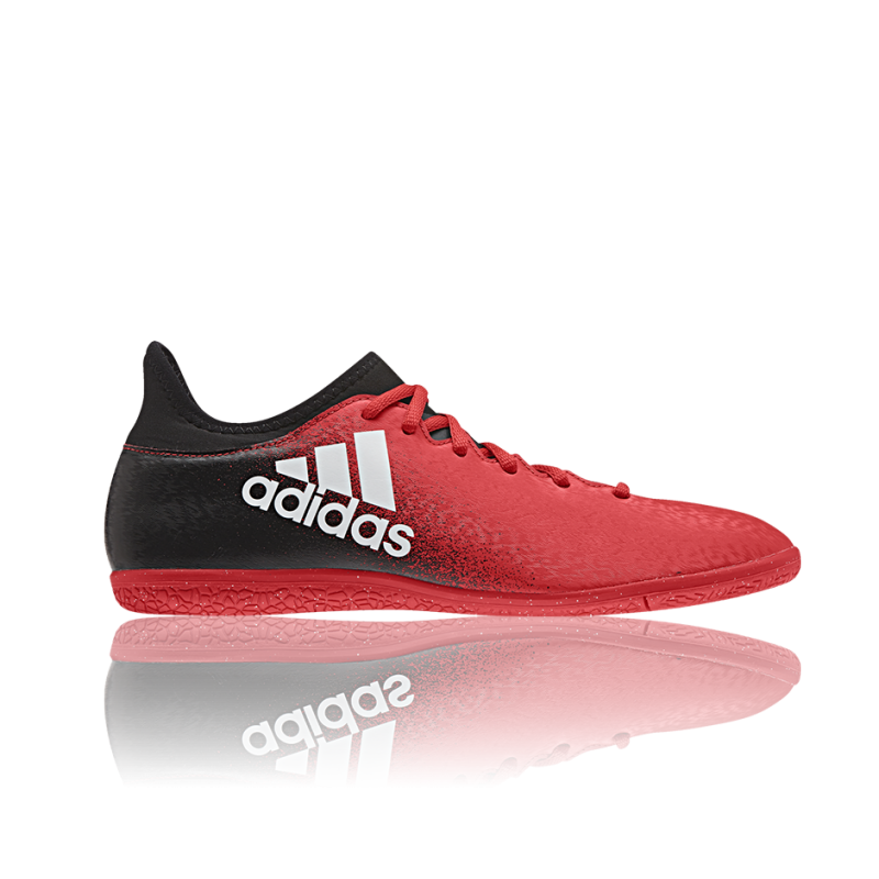 adidas X 16.3 IN (BB5676) - Rot