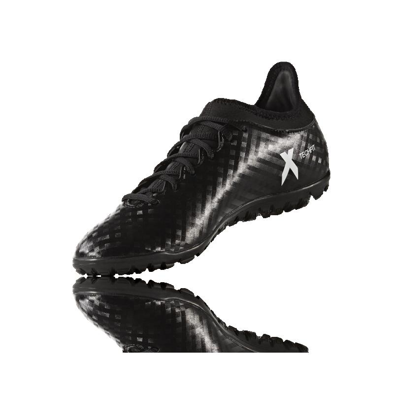 adidas x 16.3 tf alle schwarz