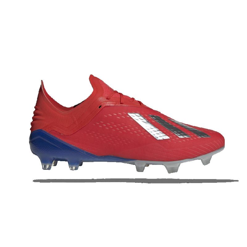 adidas X 18.1 FG (BB9347) - Rot