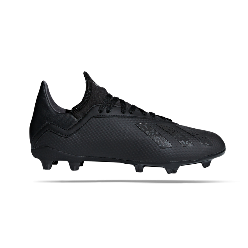 best sneakers d0464 4987c adidas X 18.3 FG Kinder (DB2437) - Schwarz