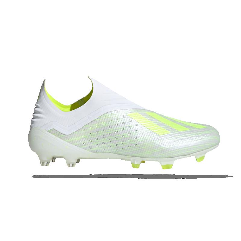 adidas X 18+ FG (BB9338) - Weiß
