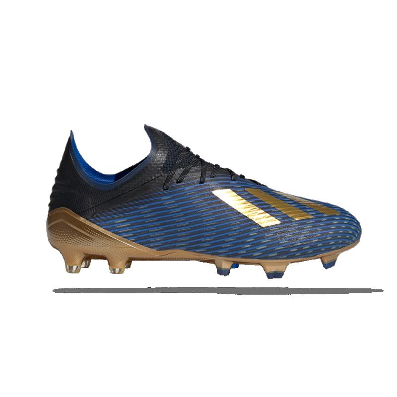 adidas X 19.1 FG (F35313) - Blau