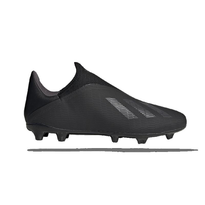 adidas X 19.3 LL FG (EF0599) - Schwarz