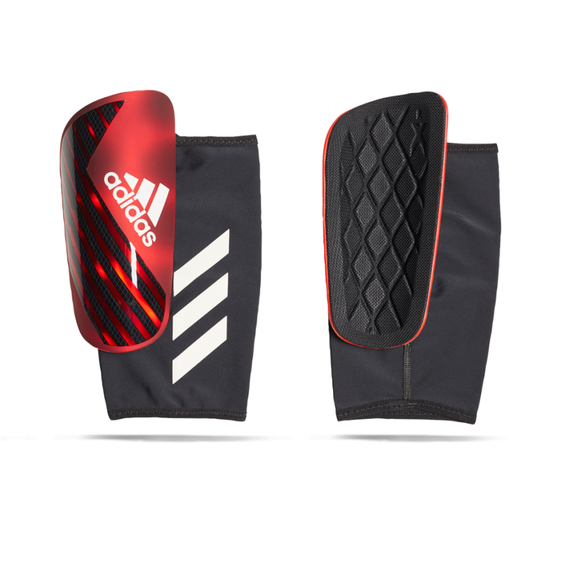 adidas X Pro Schienbeinschoner (DN8623) - Rot