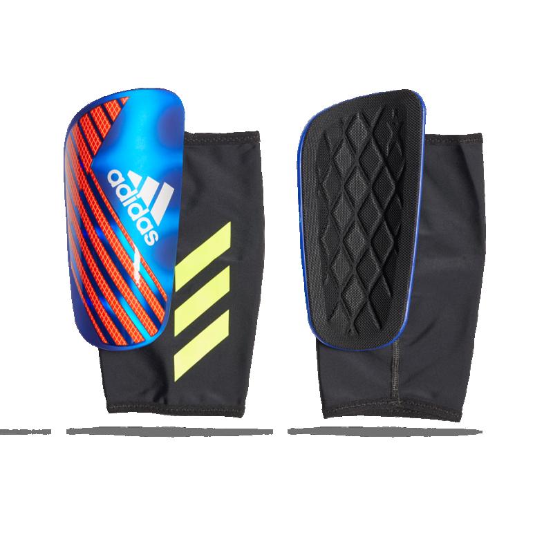 adidas X Pro Schienbeinschoner (DN8625) - Blau