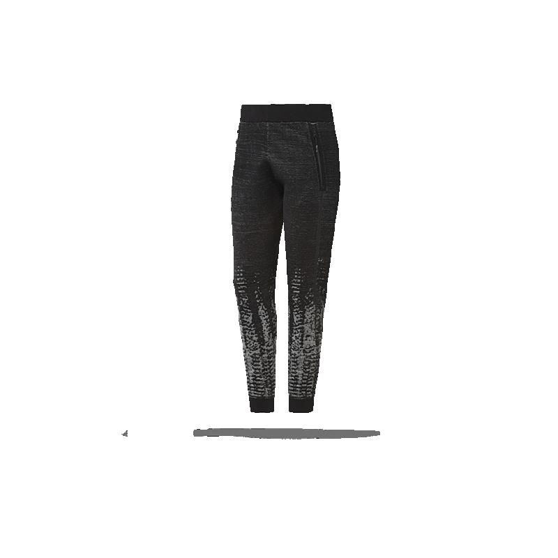 adidas Z.N.E. Pulse Knit Pant (BQ4839) - Schwarz