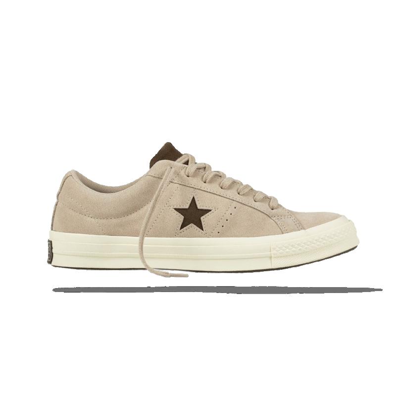 converse one star braun