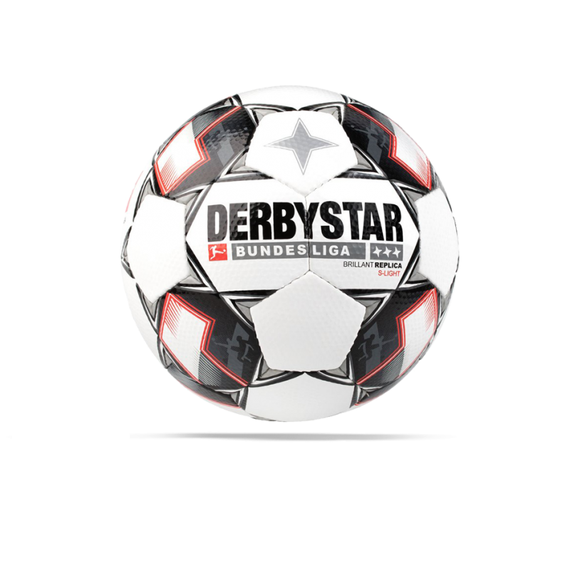 Derbystar Bundesliga Brillant S Light 290g Fussball 123