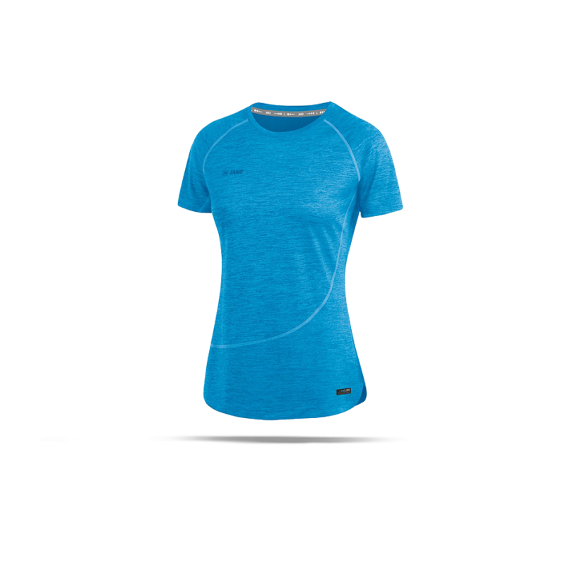 db204670d873c7 JAKO Active Basics T-Shirt Damen (089) in Blau