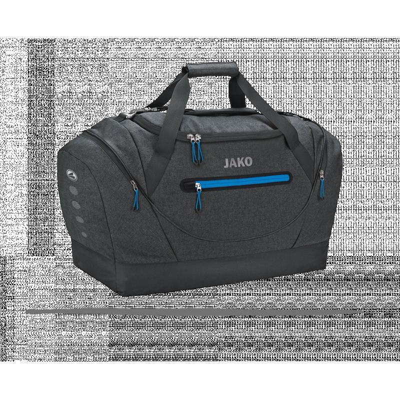 JAKO Champ Sporttasche mit Bodenfach Gr. 2 (008) - Schwarz
