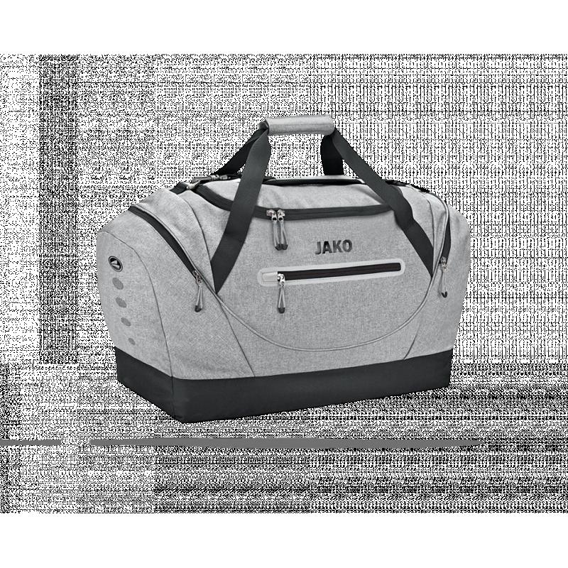 JAKO Champ Sporttasche mit Bodenfach Gr.2 (040) - Grau