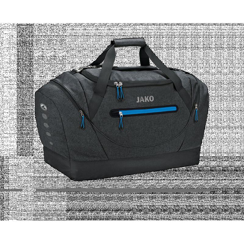 JAKO Champ Sporttasche mit Bodenfach Gr. 3 (008) - Schwarz
