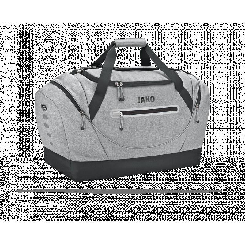 JAKO Champ Sporttasche mit Bodenfach Gr.3 (040) - Grau