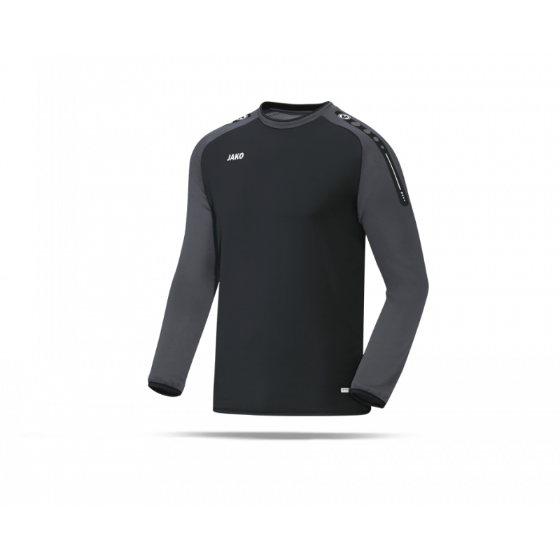JAKO Champ Sweatshirt (021) - Schwarz