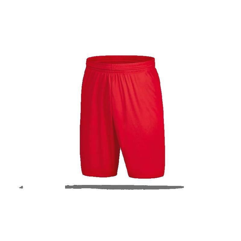 Jako Palermo 2.0 Short Hose kurz Kids Rot F01 |Shorts