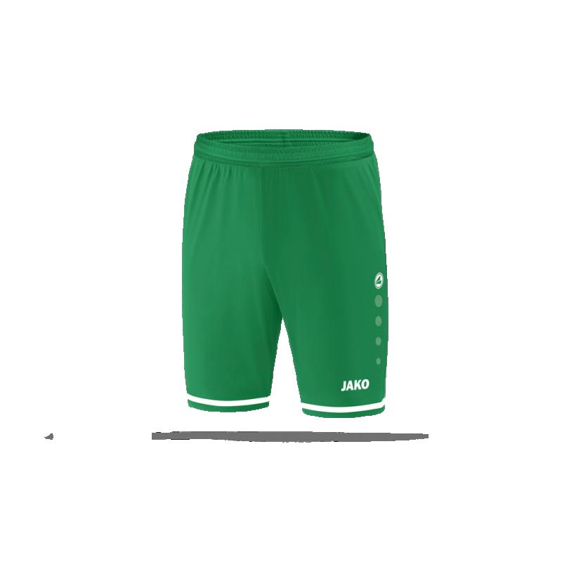 JAKO Striker 2.0 Short Hose kurz Kinder (006) - Grün