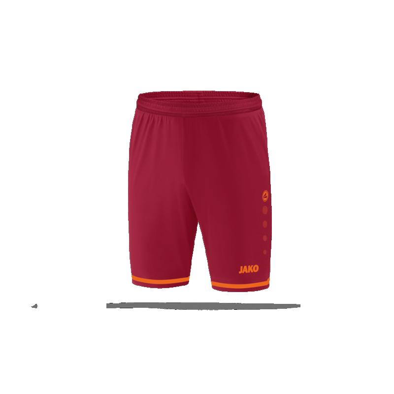 JAKO Striker 2.0 Short Hose kurz Kinder (013) - Rot