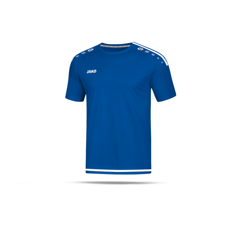 JAKO Striker 2.0 Trikot kurzarm Kinder (004) - Blau
