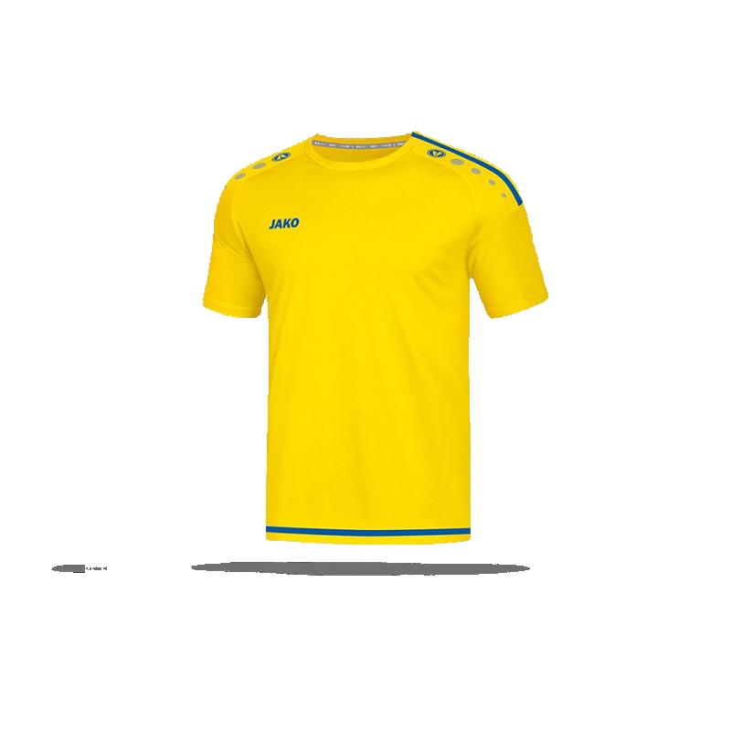 JAKO Striker 2.0 Trikot kurzarm Kinder (012) - Gelb
