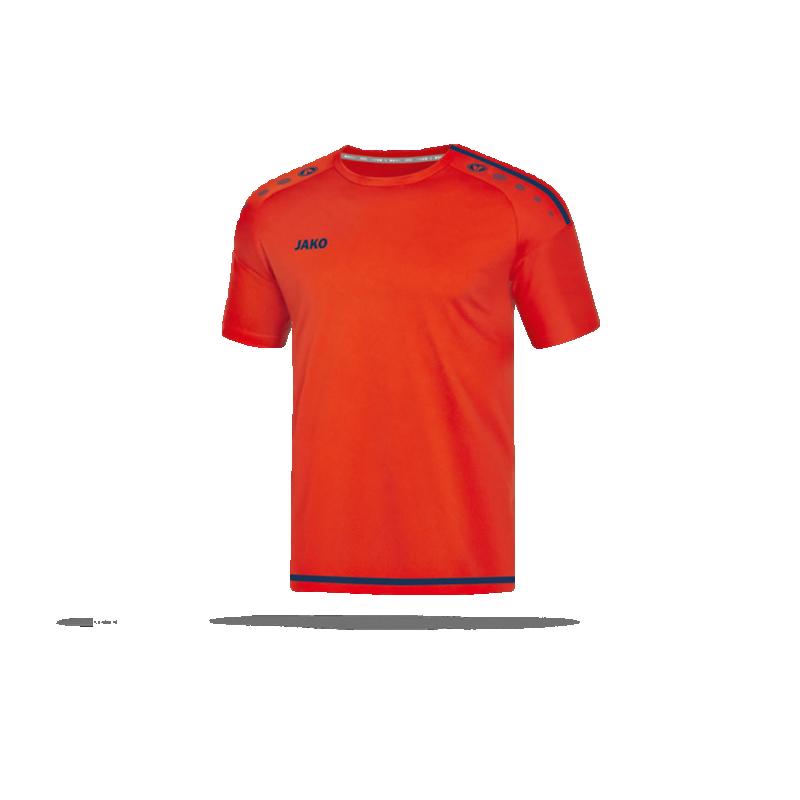 JAKO Striker 2.0 Trikot kurzarm Kinder (018) - Orange