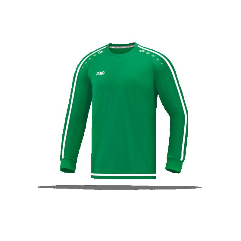 JAKO Striker 2.0 Trikot langarm Kinder (006) - Grün