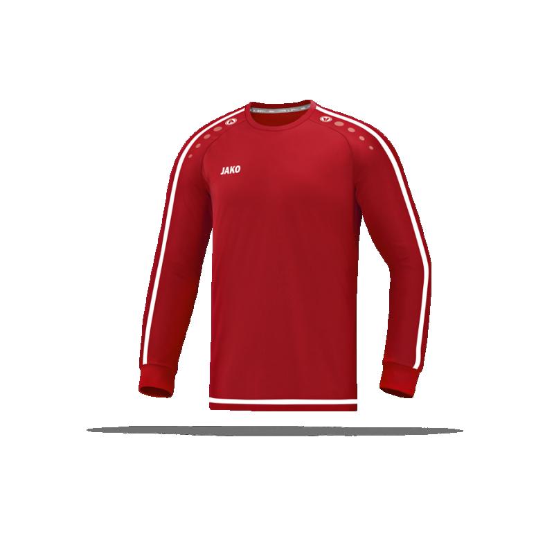 JAKO Striker 2.0 Trikot langarm Kinder (011) - Rot