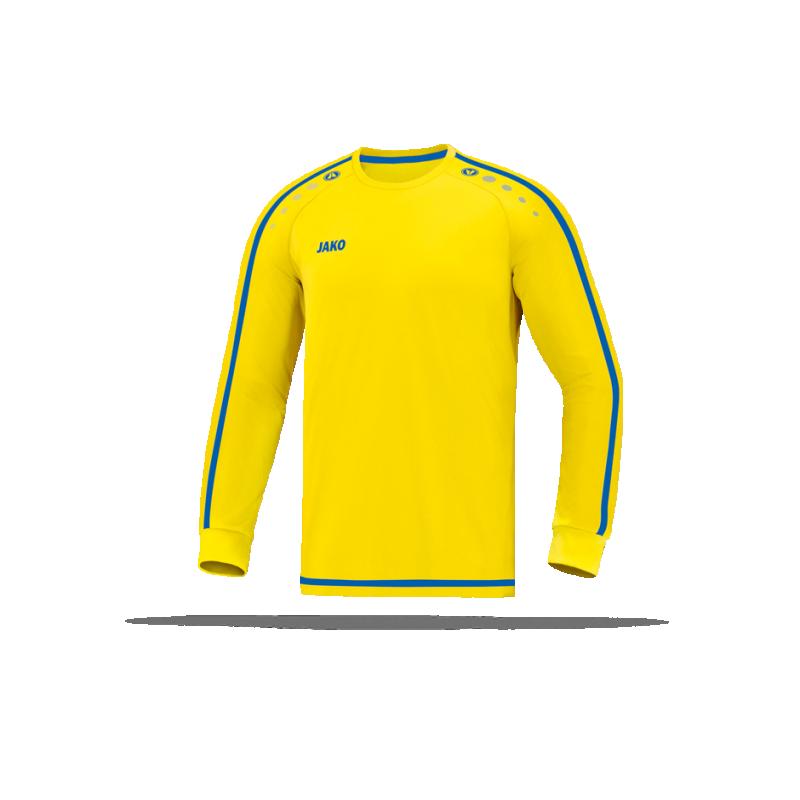 JAKO Striker 2.0 Trikot langarm Kinder (012) - Gelb