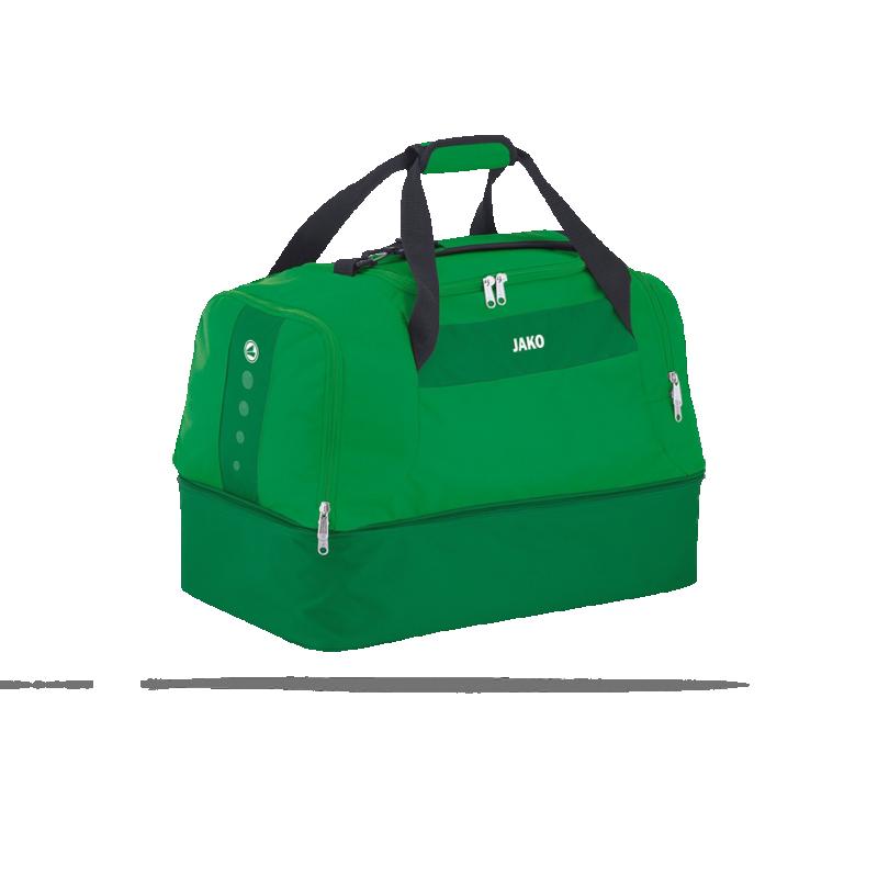 JAKO Striker Sporttasche mit Bodenfach Senior (006) - Grün