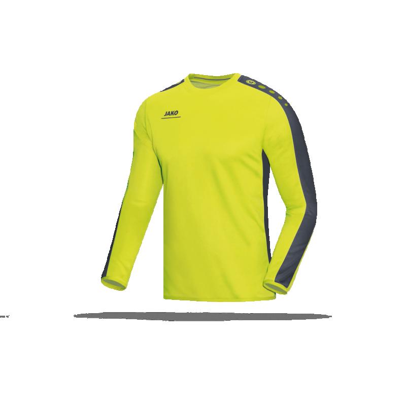 JAKO Striker Sweatshirt Kinder (023) - Gelb