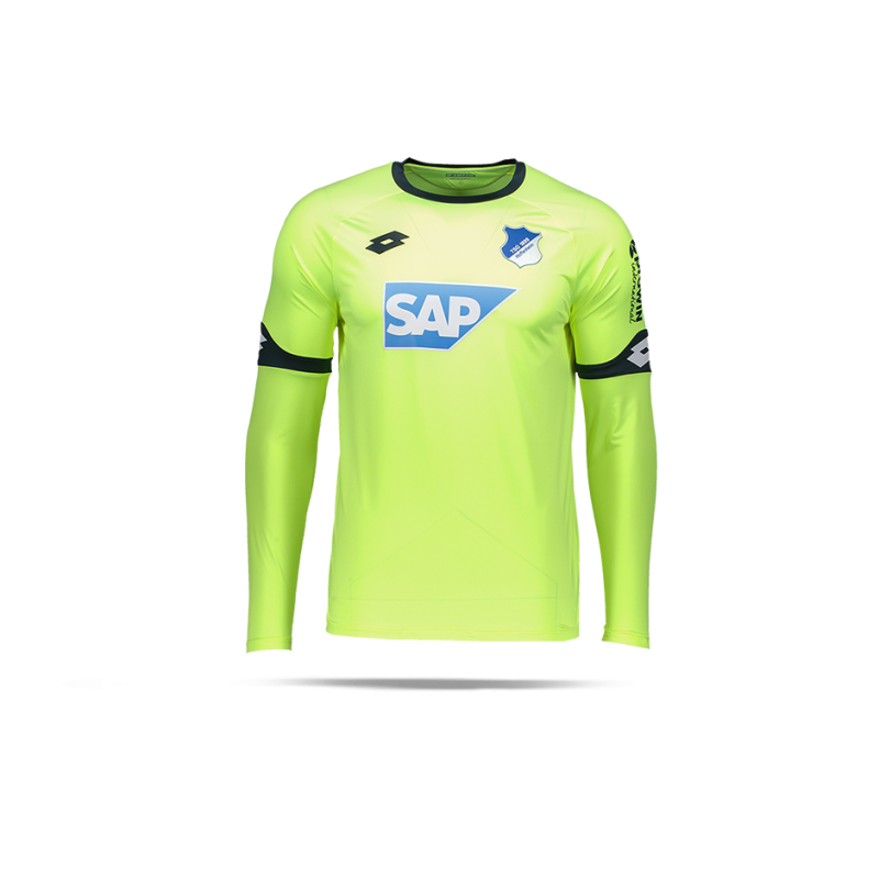 Lotto Tsg 1899 Hoffenheim Torwarttrikot 1819 T8455 In Gel