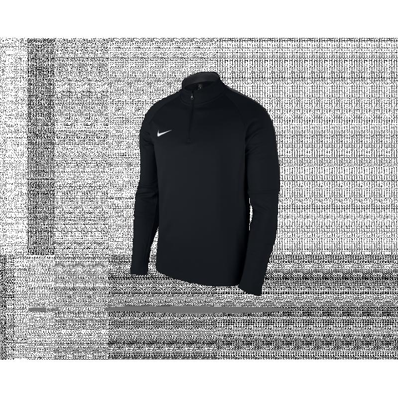 NIKE Academy 18 Drill Top Sweatshirt (010) - Schwarz