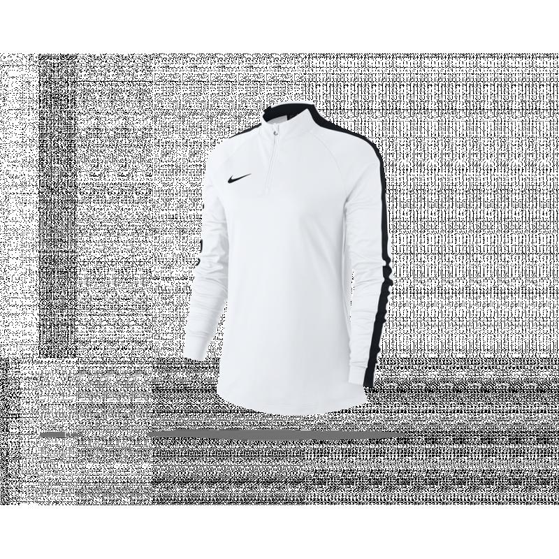 best service 78964 dc41d NIKE Academy 18 Drill Top Sweatshirt Damen (100) - Weiß