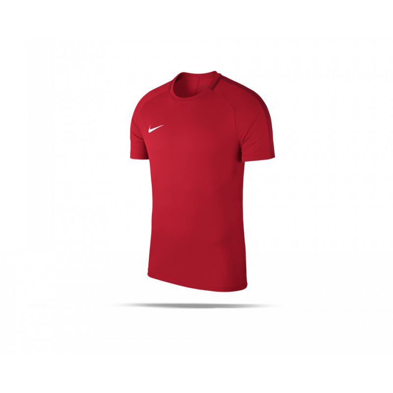 NIKE Dry Academy 18 Trainingsshirt - rot 2XL