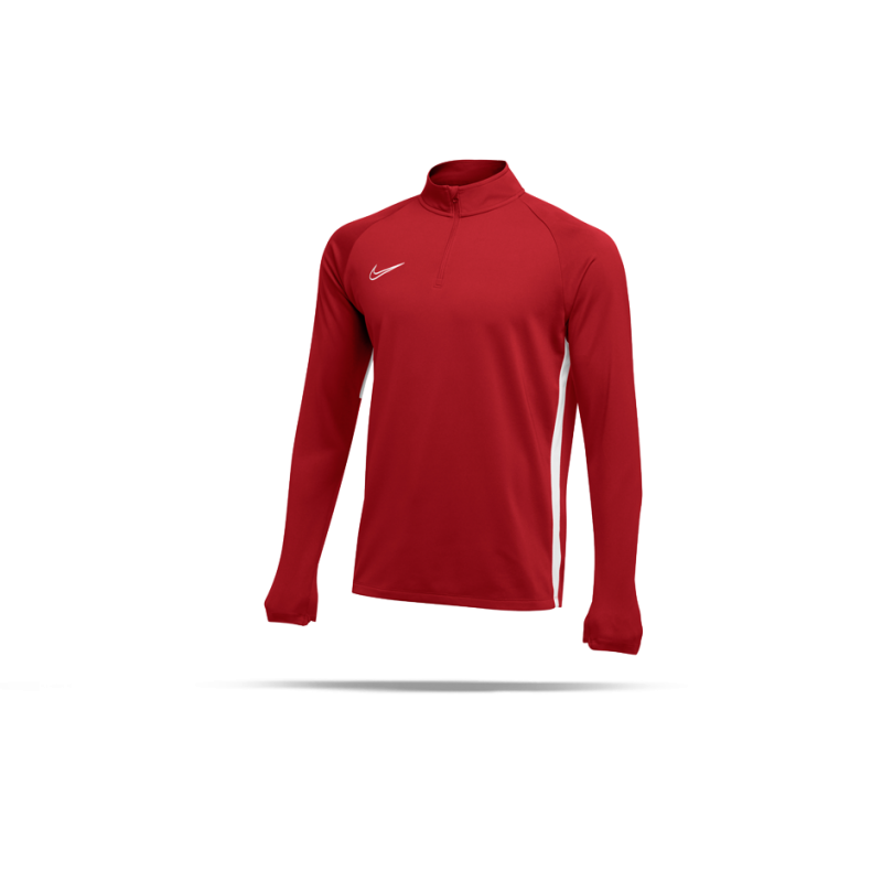 NIKE Academy 19 Drill Top Sweatshirt (657) - Rot