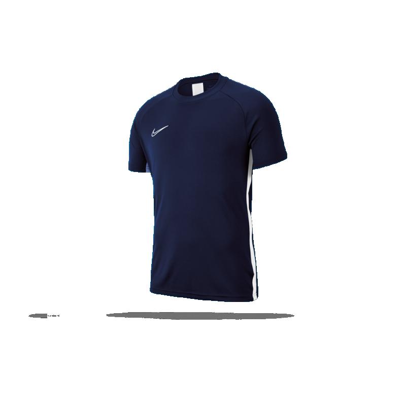 NIKE Academy 19 Trainingstop T-Shirt (451) - Blau