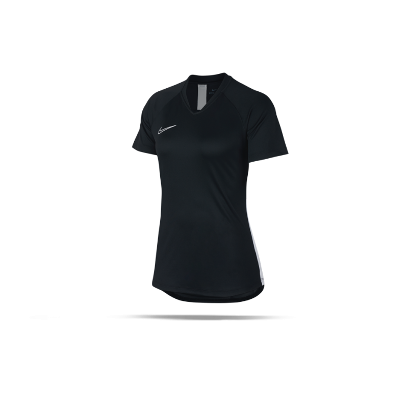 Academy Nike Damen010In Fit Shirt Schwarz T Dri OwPiTZkXu