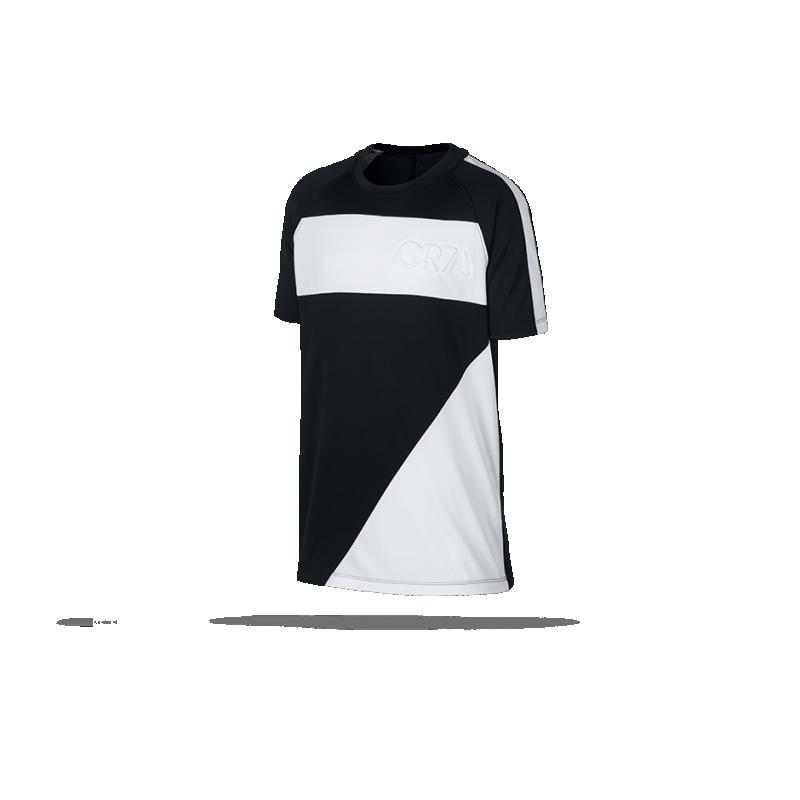 NIKE Academy Dry CR7 T Shirt Kinder (010)